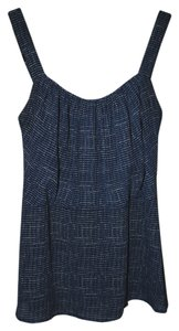 CAbi Textured Spring Top Blue