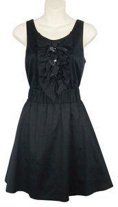 J.Crew Ruffles Beaded Ribbon A-line Flare Dress