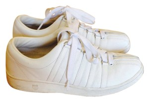 K-Swiss White Athletic