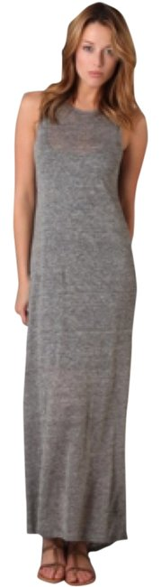 Gray Maxi Dress by Patterson J. Kincaid Maxi