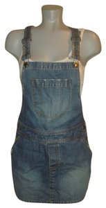 Hollister short dress Blue on Tradesy