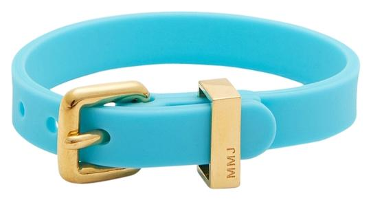 Preload https://item2.tradesy.com/images/marc-by-marc-jacobs-new-marc-by-marc-jacobs-blue-bandz-rubber-buckle-bracelet-6021451-0-0.jpg?width=440&height=440