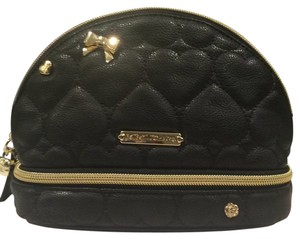 Betsey Johnson Quilted Hearts