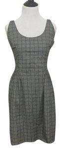 Prada short dress Greens on Tradesy