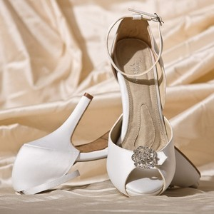 Angela Nuran Angela Nuran Starletta Wedding Shoes