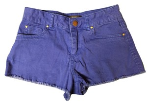 Forever 21 Mini/Short Shorts Bright blue