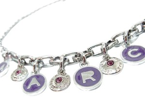 Marc by Marc Jacobs NEW Marc by Marc Jacobs Multi Charm Necklace - 18