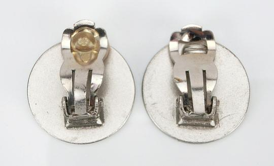 Chanel Croisiere 2000 (Cruise 2000 Collection) Clip On Earrings