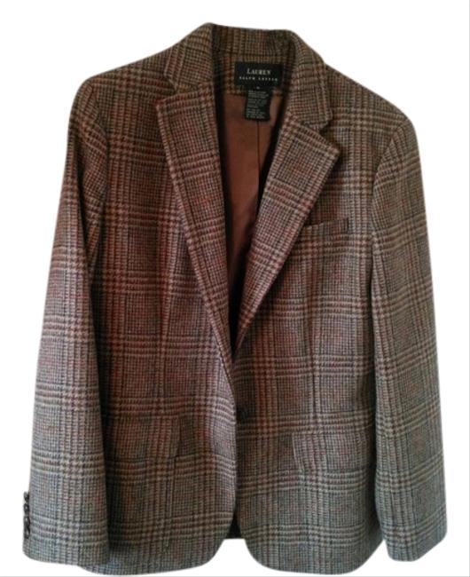 Ralph Lauren Brown tweed Jacket
