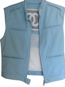 Chanel Biker Athletic Vest