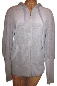 Juicy Couture Hoodie Zip Front Jacket