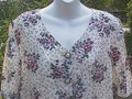 Just In Thyme Floral 2 Pc Skirt Suit Size 12 (L) Just In Thyme Floral 2 Pc Skirt Suit Size 12 (L) Image 3