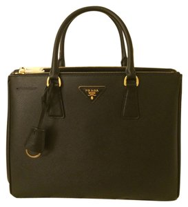 860da554b Added to Shopping Bag. Prada Saffiano Leather Saffiano Lux Tote in Nero -  Black