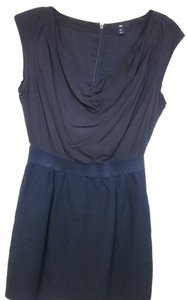 Gap short dress Navy Sleeveless Short Short on Tradesy