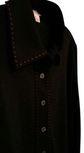 Michael Kors Button Down Shirt Black
