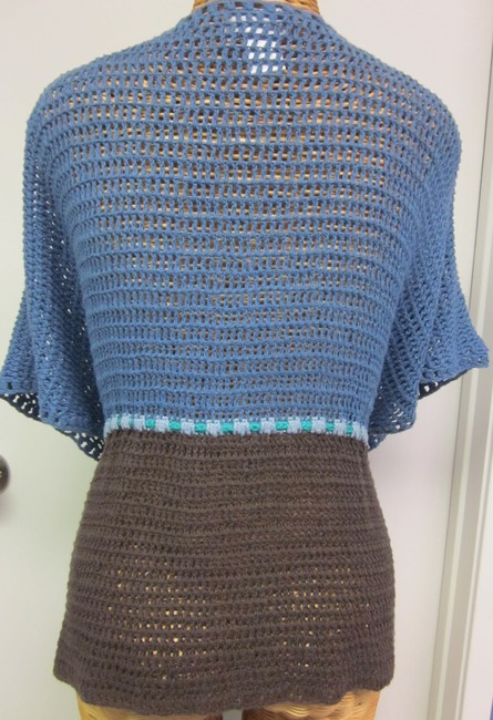 Other Knit Tie Sweater