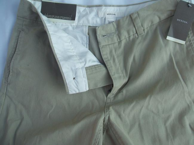 Merona Boot Cut Pants Beige