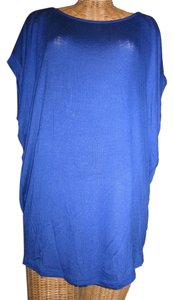 Other Soft Material Comfy T Shirt blue
