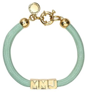 Marc by Marc Jacobs NEW Marc by Marc Jacobs Grab and Go Slider Tube Bracelet in Blue