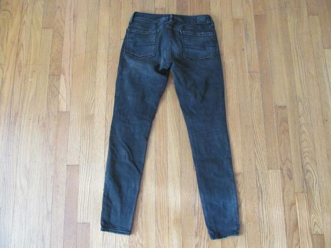 American Eagle Outfitters Denim Casual Jeggings-Dark Rinse