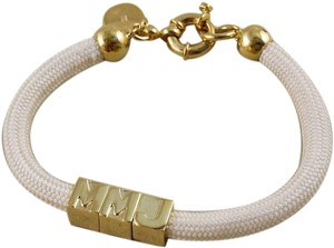 Marc by Marc Jacobs NEW Marc by Marc Jacobs Grab and Go Slider Tube Bracelet in Ivory MMJ