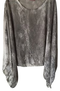 Other Casual Dip Dye Sheer Tunic