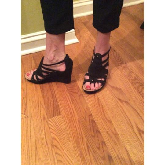 Kenneth Cole Reaction Blac Wedges