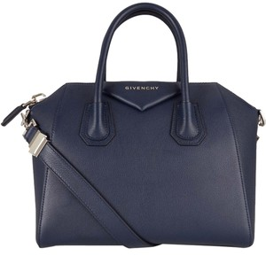 Givenchy Satchel in NAVY BLUE