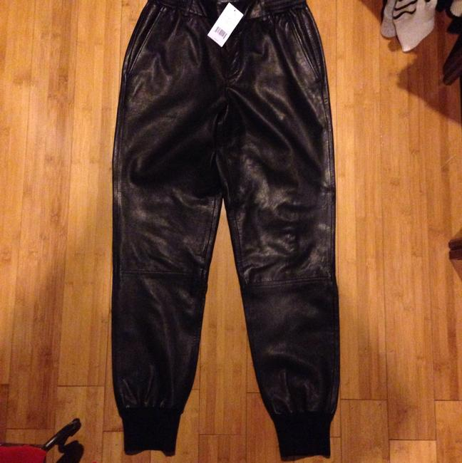 Vince Relaxed Pants Blac