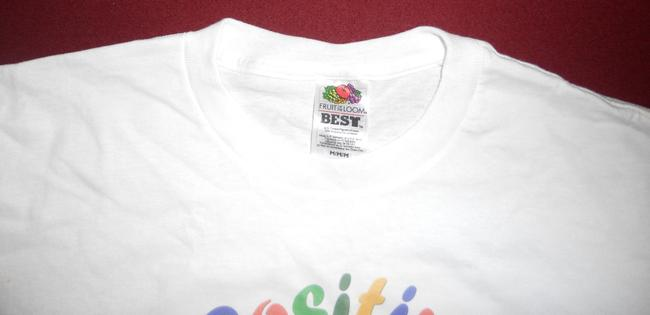 Positive T-Shirts T Shirt Multi-color