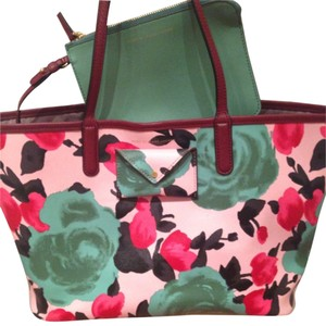 Marc by Marc Jacobs Floral Jerrie Tote in Rose