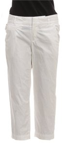 Vince Capri/Cropped Pants White