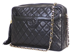 Chanel Vintage Classic Rare Shoulder Bag