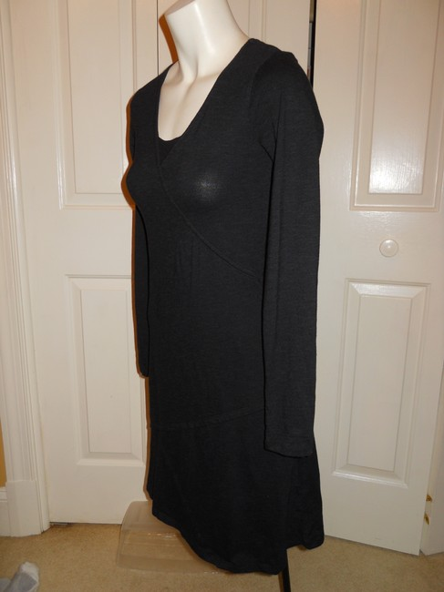 Other short dress Horny Toad black Knit on Tradesy