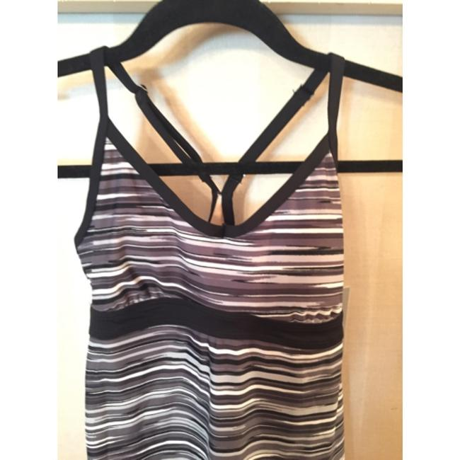 Athleta Striped Racerback Dress for tennis, errands, or lunch with friends