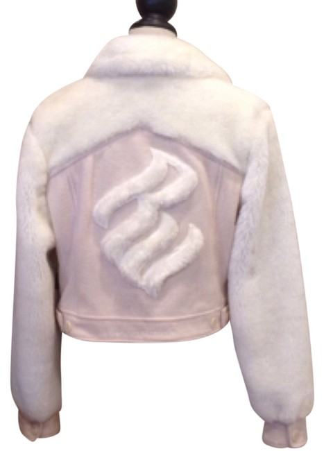 Preload https://item1.tradesy.com/images/rocawear-blush-pink-and-white-fur-motorcycle-jacket-size-12-l-6032215-0-0.jpg?width=400&height=650