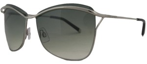 DSquared DSquared Silver Square Full Rim Sunglasses
