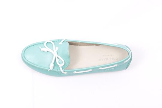 Cole Haan Teal Pearlized Formal