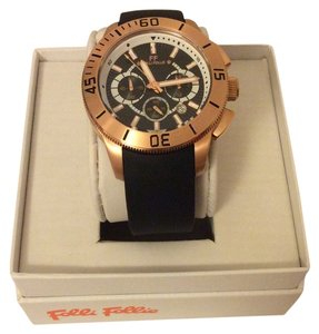 Folli Follie Folli Follie Big-faced Watch