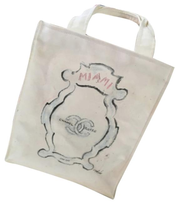 Item - White Canvas Tote