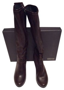Keneth Cole Reaction Dark Brown Boots