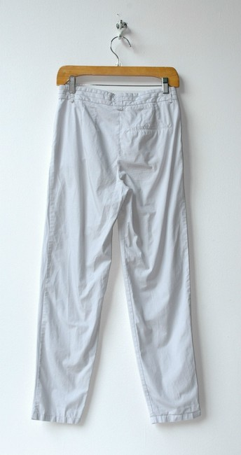 Zara Boyfriend Pants blue