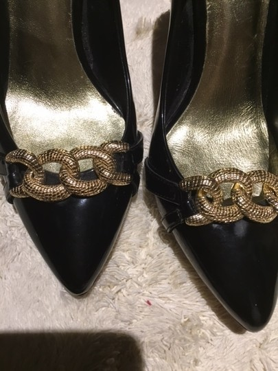 Saks Fifth Avenue Gold And Black Formal