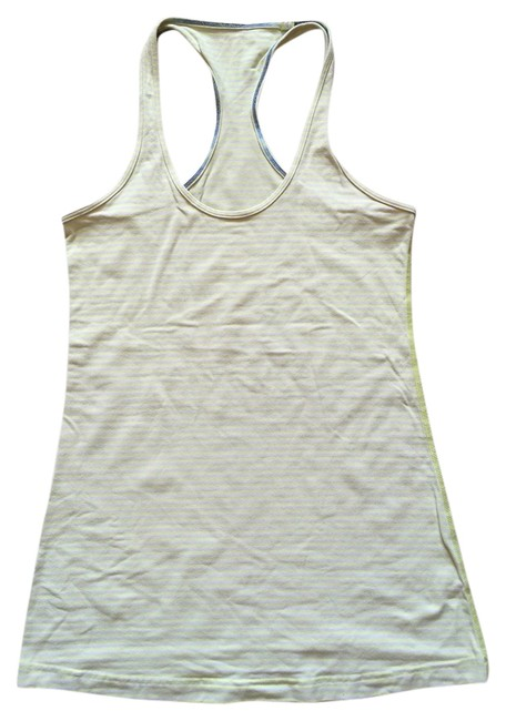 Preload https://item5.tradesy.com/images/lululemon-clarity-yellow-stripes-cool-racerback-activewear-top-size-8-m-29-30-6034909-0-0.jpg?width=400&height=650