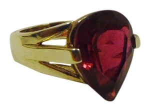 Technibond Technibond Created Ruby Ring Size 7