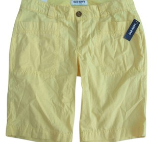 Old Navy Shorts Yellow