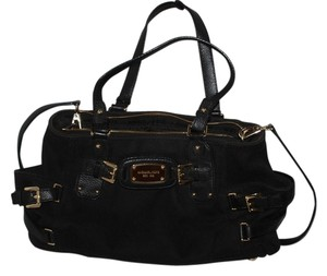 Michael Kors Gansevoort Satchel in Black
