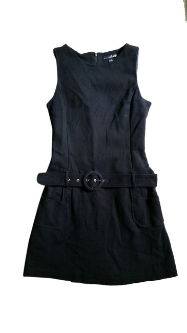 Preload https://item3.tradesy.com/images/willi-smith-black-above-knee-workoffice-dress-size-8-m-6036652-0-0.jpg?width=400&height=650