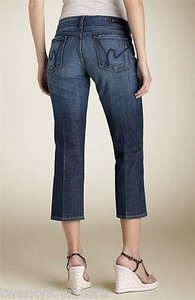 Citizens of Humanity Kelly Crop In Pacific Capri/Cropped Denim