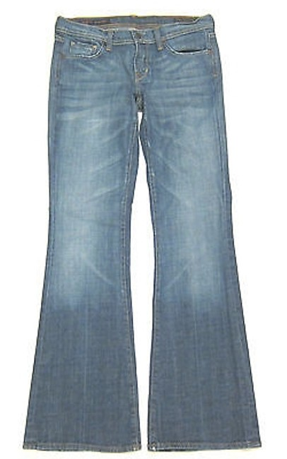 Citizens of Humanity Naomi Argyle Pockets In Dark Cordoba Flare Leg Jeans